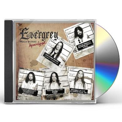 Evergrey MONDAY MORNING APOCALYPSE CD