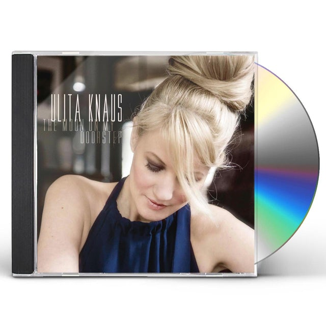 Ulita Knaus ULITA-THE MOON ON MY DOORSTEP CD