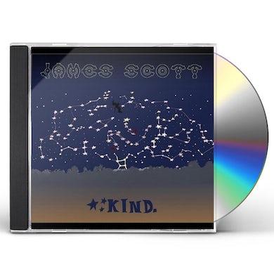 James Scott KIND CD