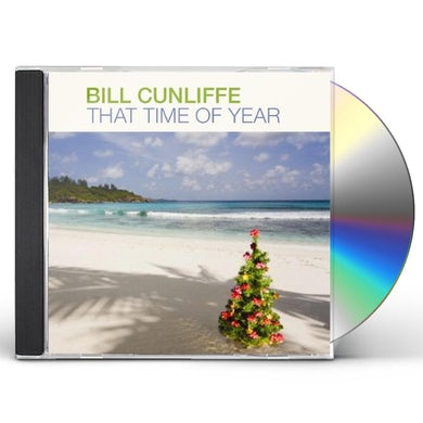 Bill Cunliffe THAT TIME OF YEAR CD