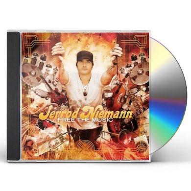 Jerrod Niemann FREE THE MUSIC CD