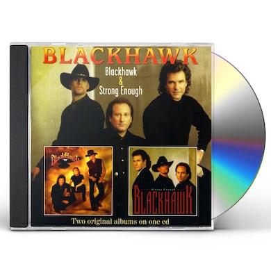 BlackHawk STRONG ENOUGH CD