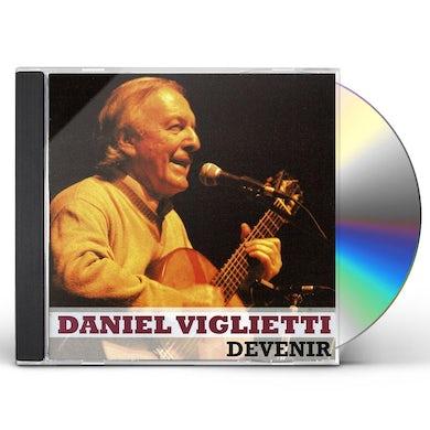 Daniel Viglietti DEVENIR CD