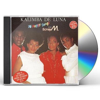 Boney M KALIMBA DE LUNA CD