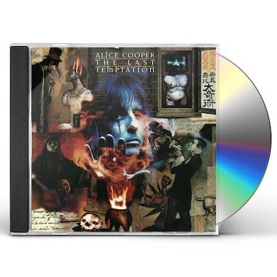 Alice Cooper LAST TEMPTATION CD