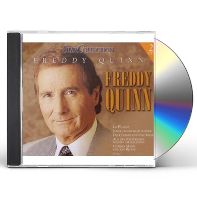 Freddy Quinn STARCOLLECTION CD