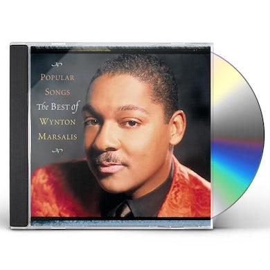 POPULAR SONGS: THE BEST OF WYNTON MARSALIS CD