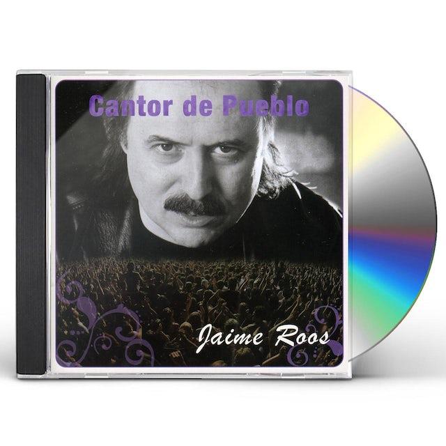 Jaime Roos CANTOR DEL PUEBLO CD