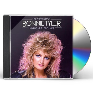 Bonnie Tyler HOLDING OUT FOR A HERO: VERY BEST OF CD