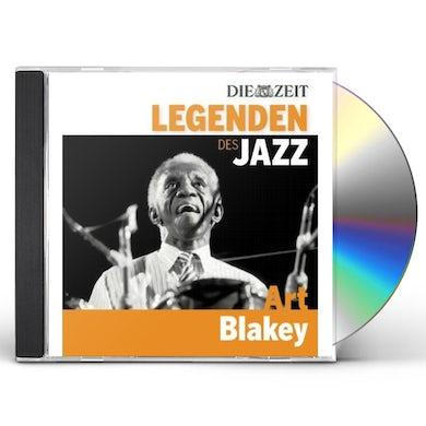 Art Blakey DIE ZEIT LEGEND DES JAZZ CD