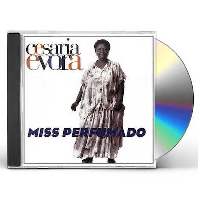 Cesaria Evora MISS PERFUMADO (25TH ANNIVERSARY) CD
