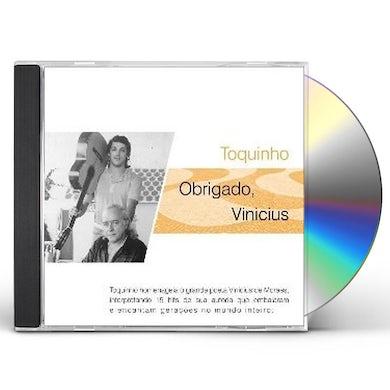 OBRIGADO VINICIUS CD