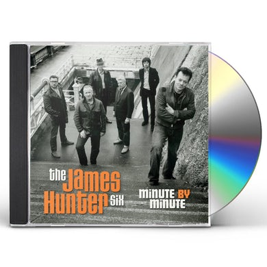 James Hunter MINUTE BY MINUTE CD