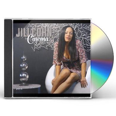 Jill Cohn CINEMA CD
