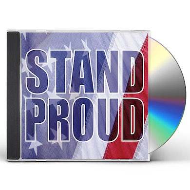 Wood STAND PROUD CD
