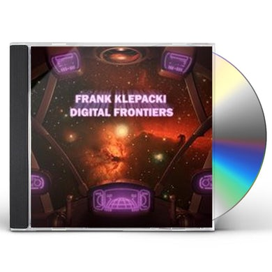 Frank Klepacki DIGITAL FRONTIERS CD