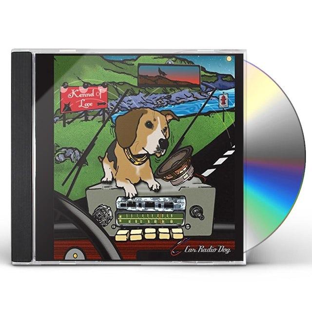 Car Radio Dog