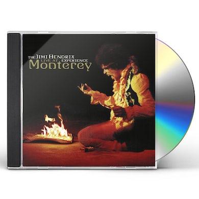 Jimi Hendrix Experience: Live at Monterey CD