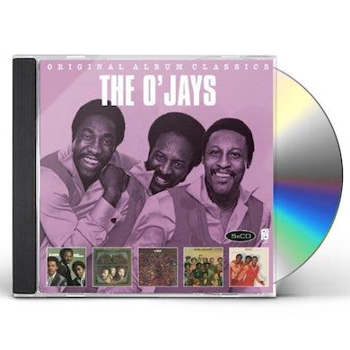 The O'Jays ORIGINAL ALBUM CLASSICS CD