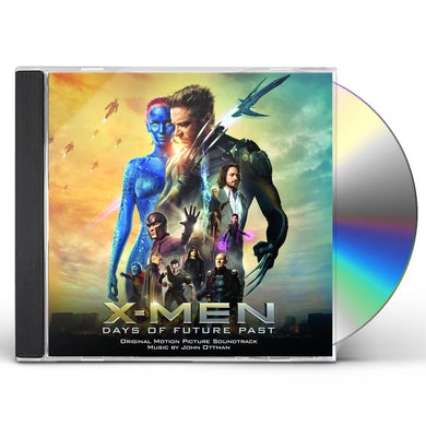 John Ottman X-MEN: DAYS OF FUTURE PAST (SCORE) / O.S.T. CD