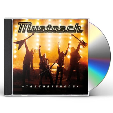 Mustasch TESTOSTERONE CD