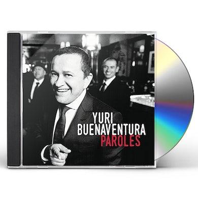 Yuri Buenaventura PAROLES CD