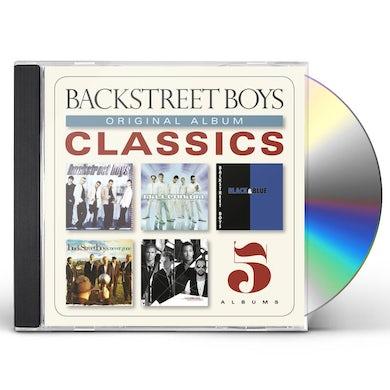 Backstreet Boys ORIGINAL ALBUM CLASSICS CD