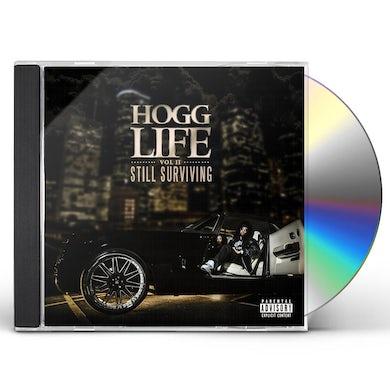 Slim Thug HOGG LIFE: 2 STILL SURVIVING CD