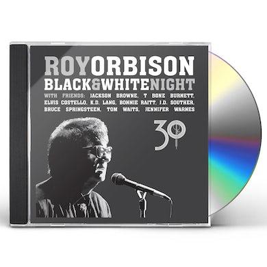 Roy Orbison BLACK & WHITE NIGHT 30 CD