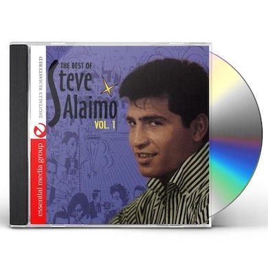 Steve Alaimo BEST OF, VOL. 1 CD
