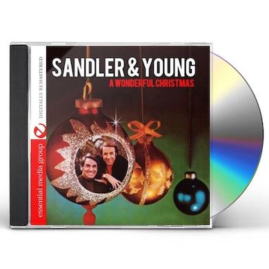 Sandler & Young WONDERFUL CHRISTMAS CD