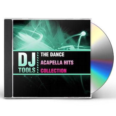 DJ Tools DANCE ACAPELLA HITS COLLECTION CD