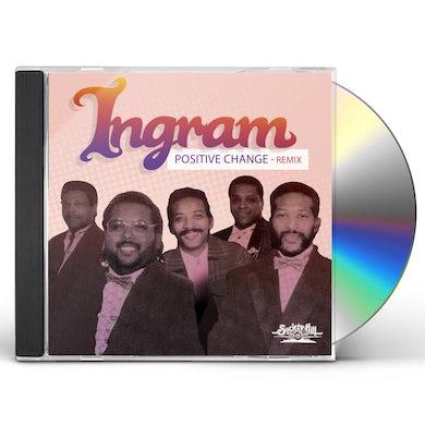 Ingram POSITIVE CHANGE (REMIX) CD