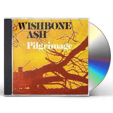 Wishbone Ash PILGRIMAGE CD