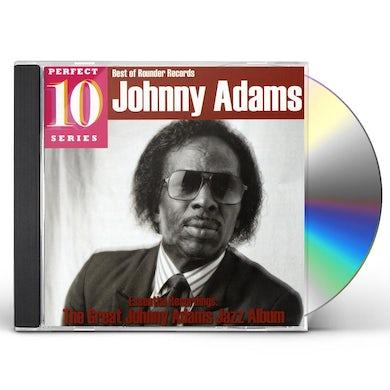 ESSENTIAL RECORDINGS: GREAT JOHNNY ADAMS JAZZ ALB CD