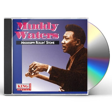 Muddy Waters MISSISSIPPI ROLLIN STONE CD