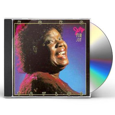 Koko Taylor JUMP FOR JOY CD