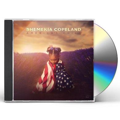 Shemekia Copeland AMERICA'S CHILD CD