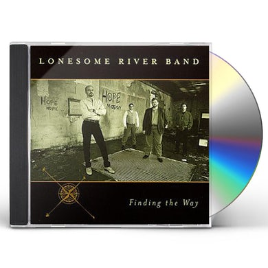 Lonesome River Band FINDING THE WAY CD