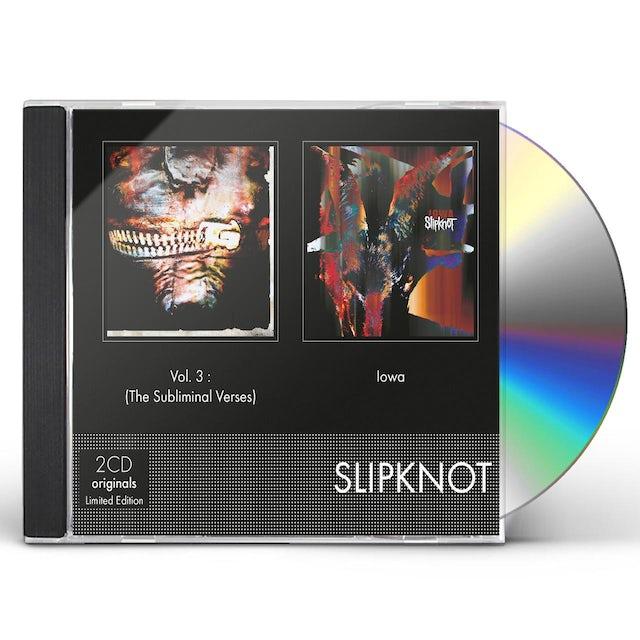 Slipknot SUBLIMINIAL VERSES + LOWA 3 CD