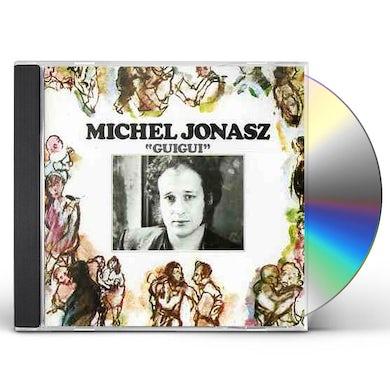 Michel Jonasz GUIGUI CD