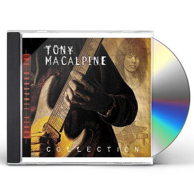 Tony MacAlpine COLLECTION: THE SHRAPNEL YEARS CD
