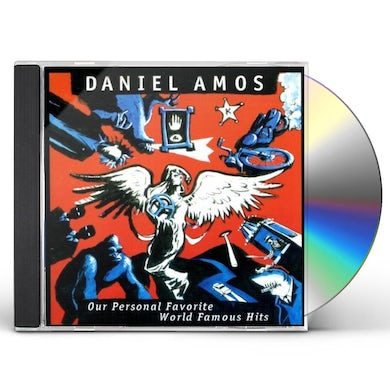 Daniel Amos OUR PERSOANL WORLD FAMOUS HITS CD