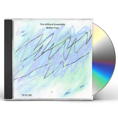 Hilliard Ensemble WALTER FRYE CD