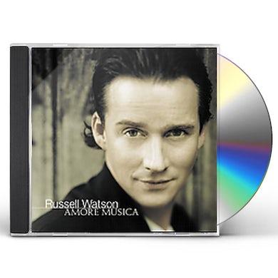 Russell Watson AMORE MUSICA CD