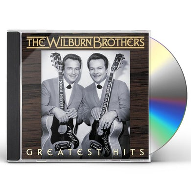 Wilburn Brothers GREATEST HITS CD