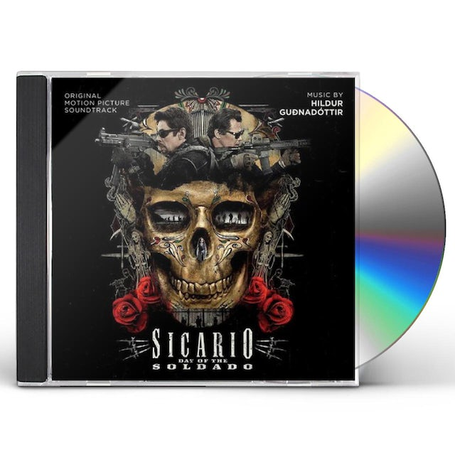 Hildur Gudnadottir SICARIO: DAY OF THE SOLDADO / Original Soundtrack CD