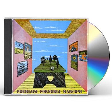 Pfm PER UN AMICO CD