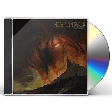 Shadowlands CD