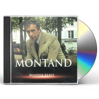 Yves Montand MASTER SERIES CD